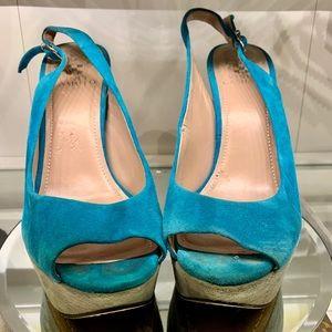 Vince Camuto Platform Sandals
